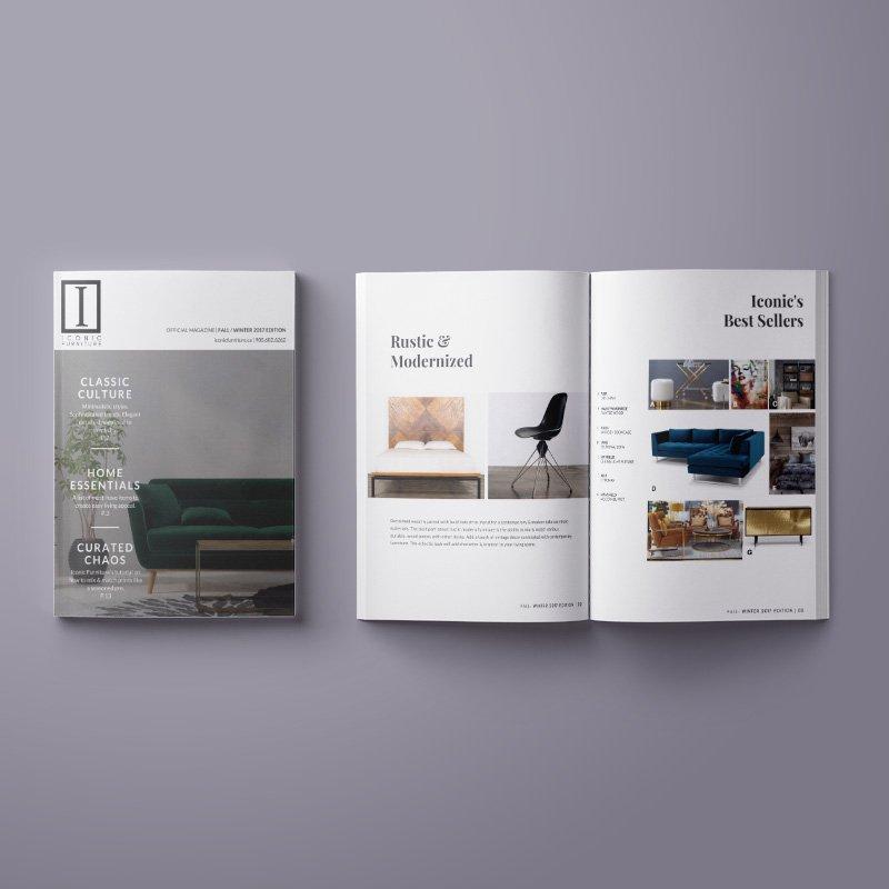 Iconic Magazine